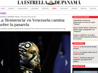 La Estrella de Panamá. Panamá