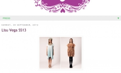 Yeye Style Blog 2012