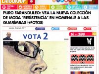 laIguana.tv. Venezuela